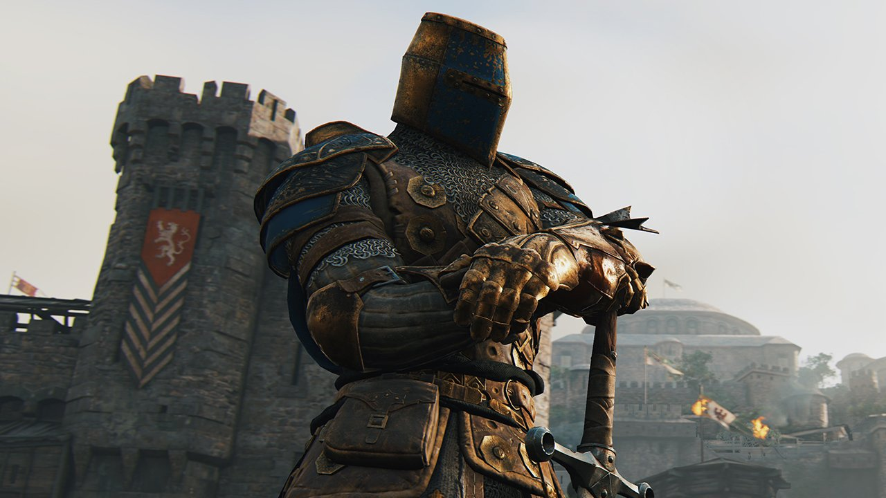 For Honor Preview: Knights Vs Vikings Vs Samurai 6