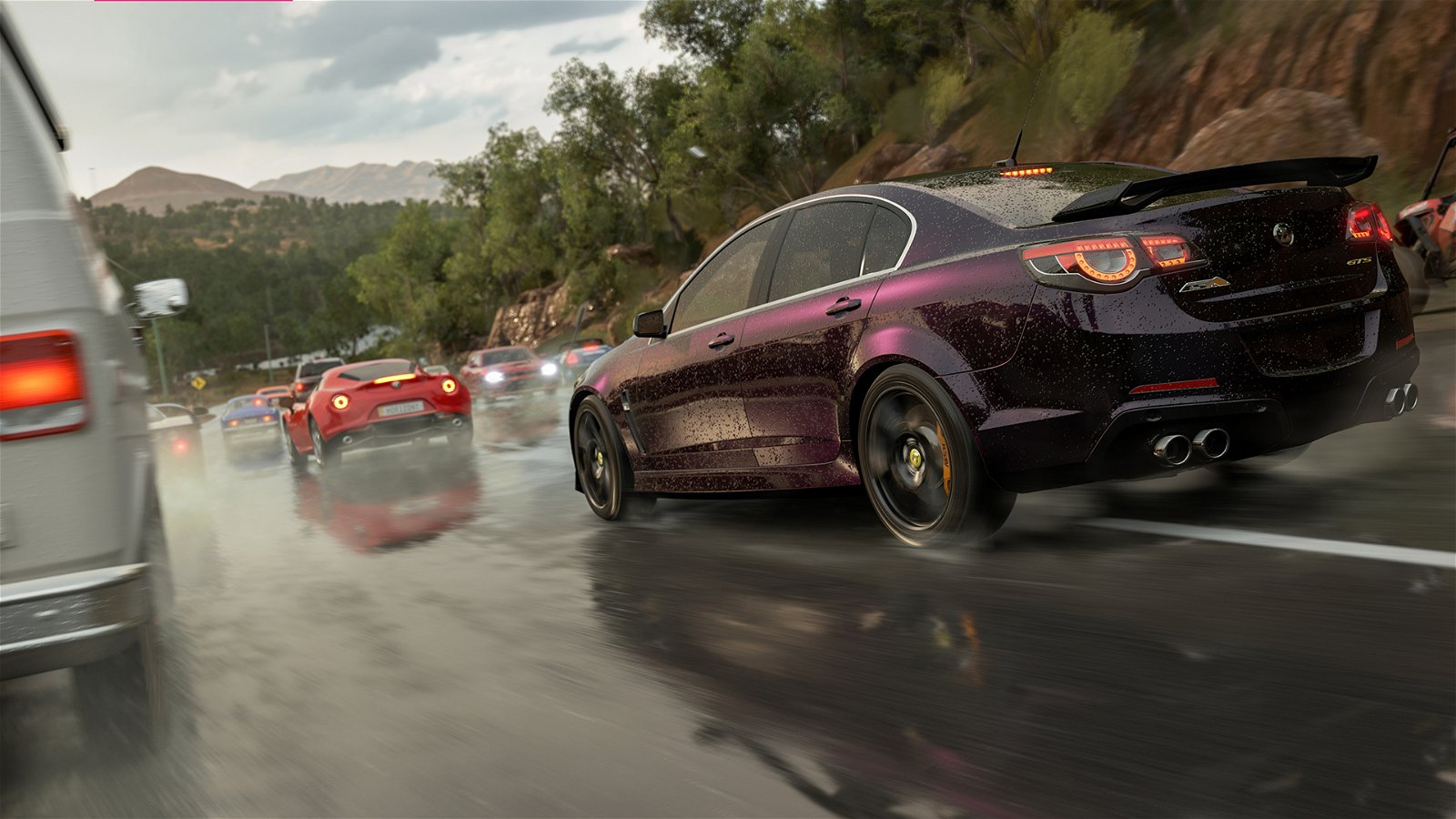 forza horizon 3 xbox one review. Black Bedroom Furniture Sets. Home Design Ideas