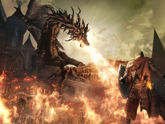 From Software is Moving On From Dark Souls after Dark Souls III's DLC
