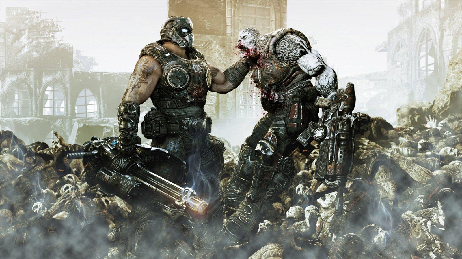 Gears of War 4 Brings the Horde Back to Multiplayer 1