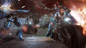 Gears of War 4 Preview – Brutality Revisited
