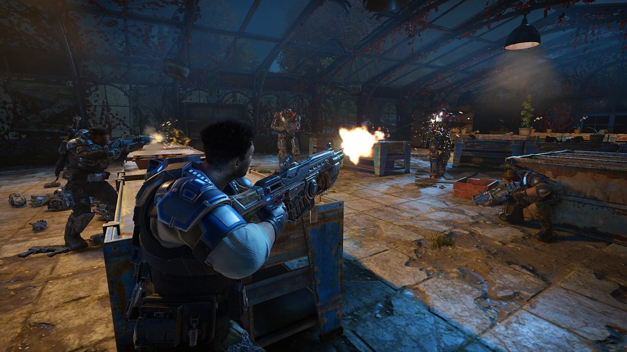Gears of War 4 Preview – Brutality Revisited 6