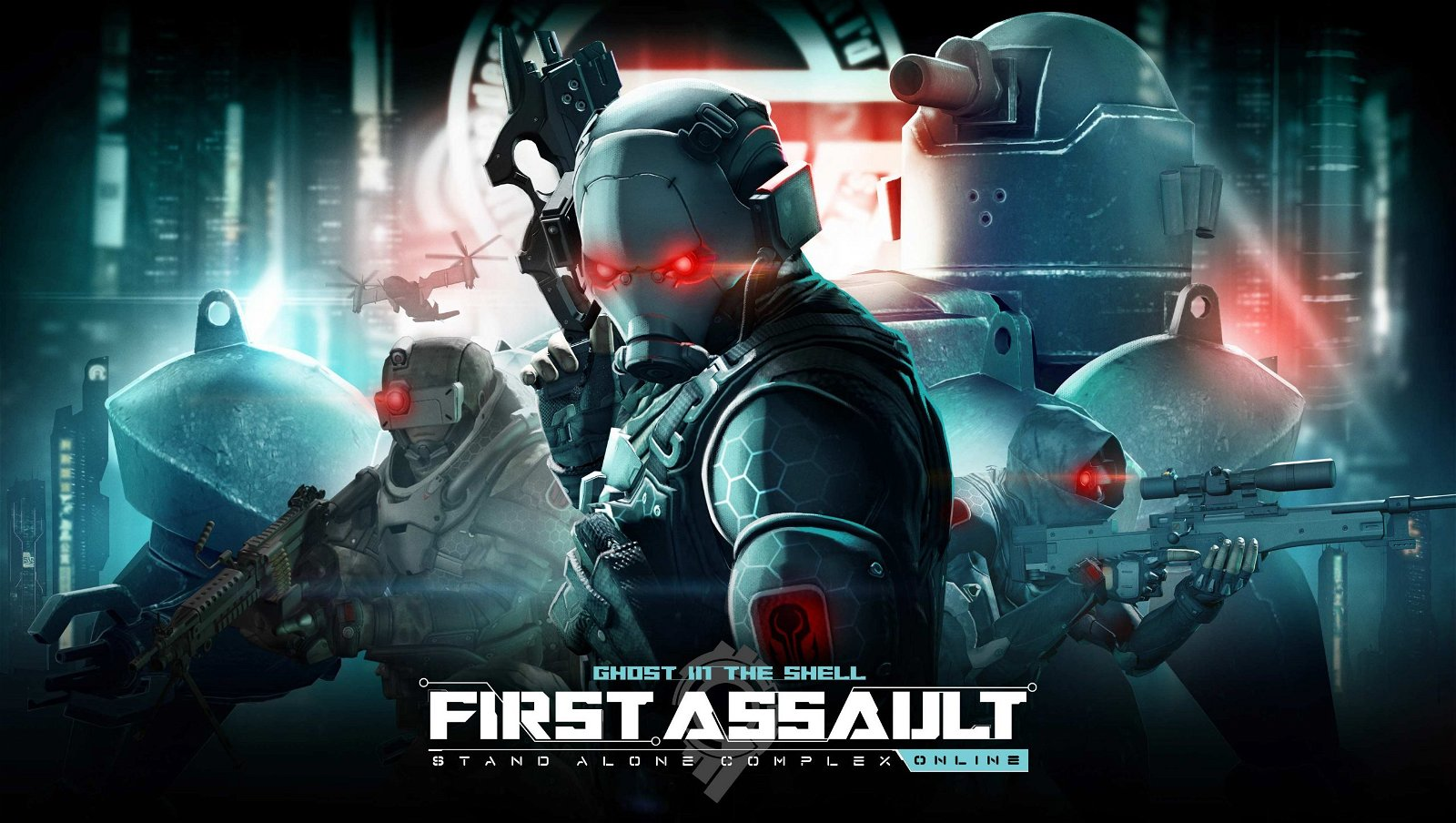Ghost in the Shell: Stand Alone Complex – First Assault (PC) Review 4