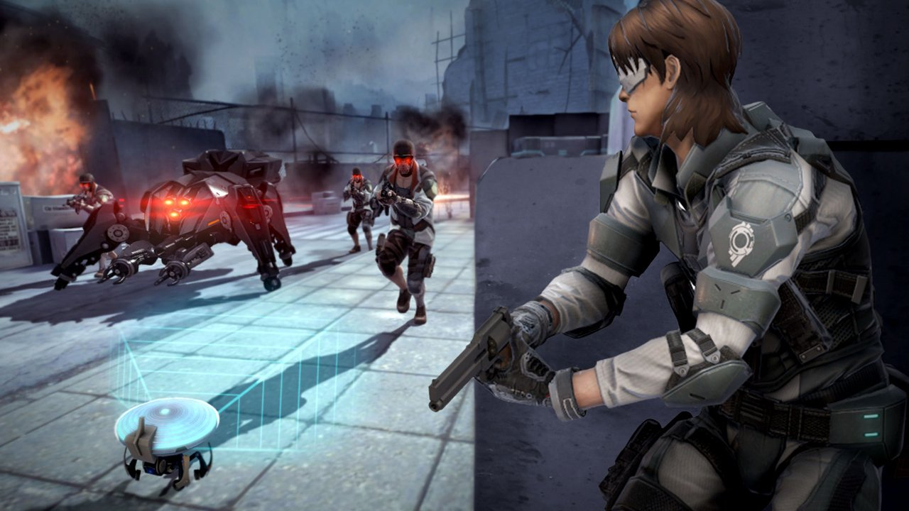 Ghost in the Shell: Stand Alone Complex – First Assault (PC) Review 7