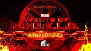 Ghost  Rider's Fiery Look for Agents of S.H.I.E.L.D Revealed 2