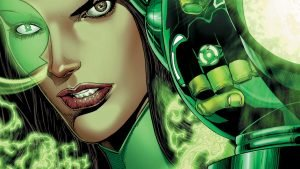Green Lanterns Rebirth #1 Review