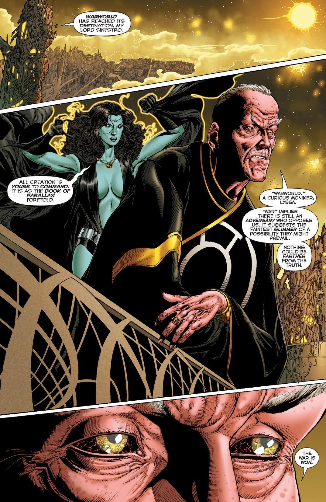 Hal Jordan And The Green Lantern Corps Rebirth #1 (Comic) Review 2