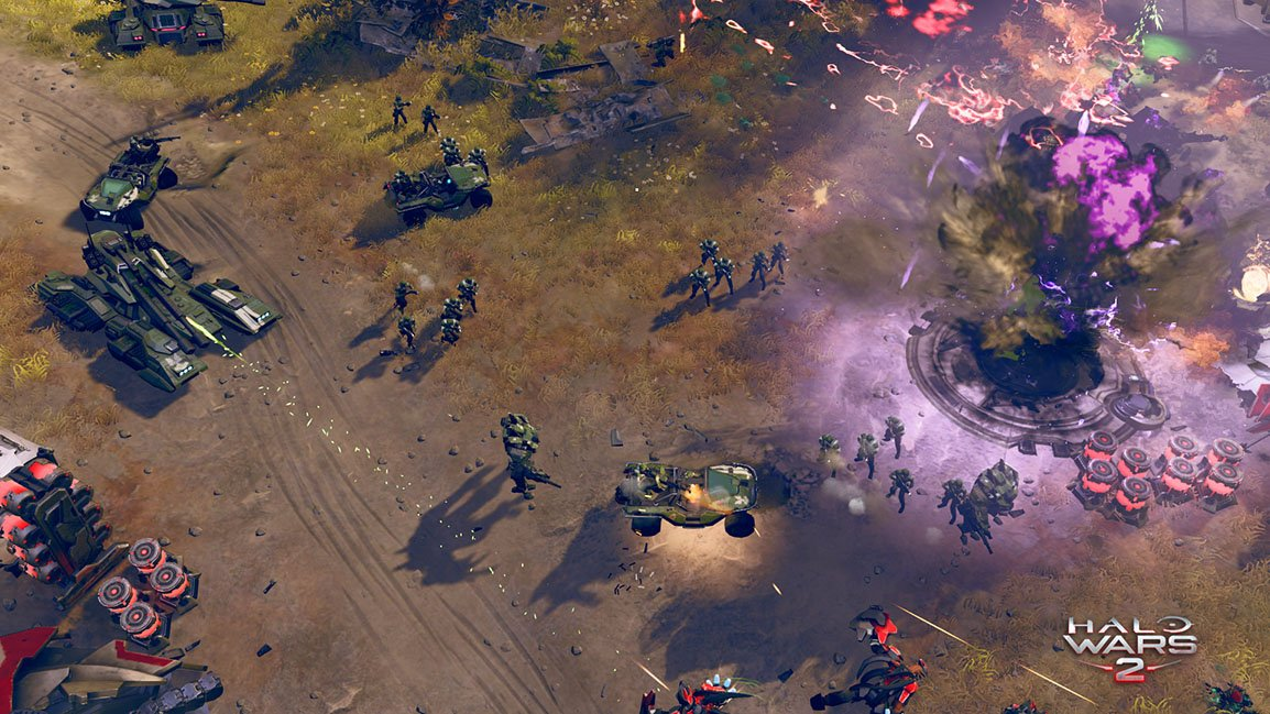 Halo Wars 2 Preview: Could make new RTS Fans 1