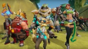 Hi-Rez's Paladins Tops Steam Charts, Invitational Now Worldwide