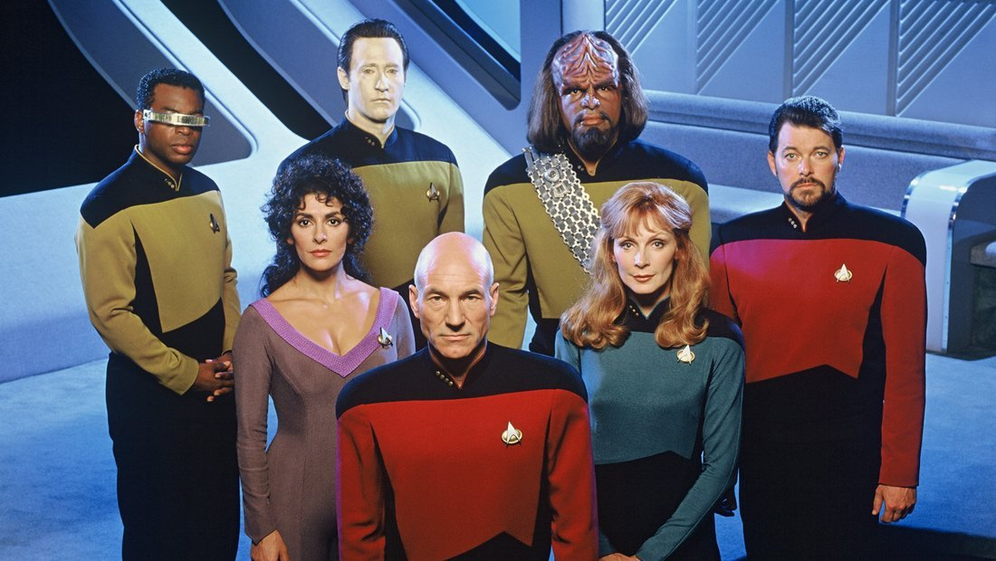 How Star Trek Made It To 50 1
