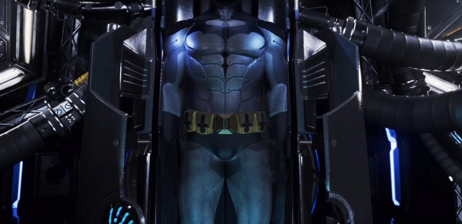 I Am Batman: An Arkham Vr Preview 2
