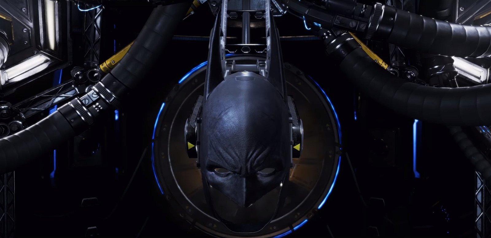 I Am Batman: An Arkham Vr Preview 4