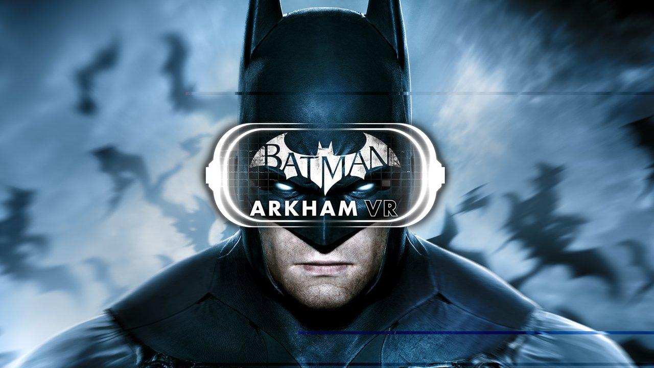 I Am Batman: An Arkham VR Preview