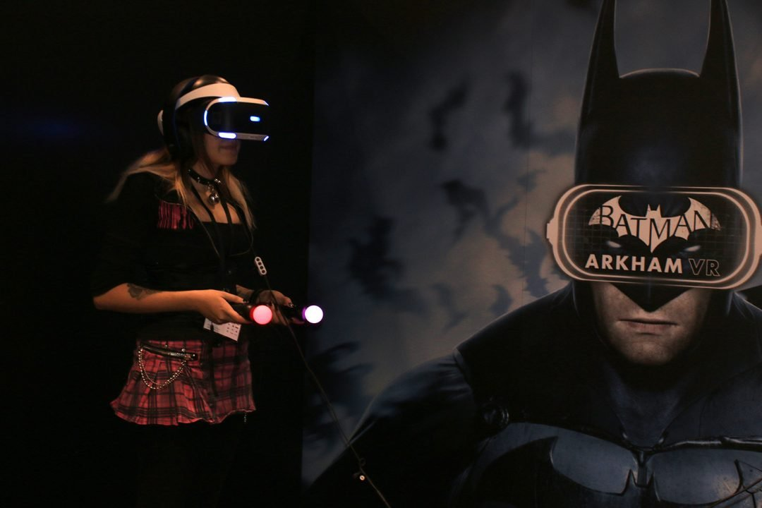 I Am Batman: Arkham VR