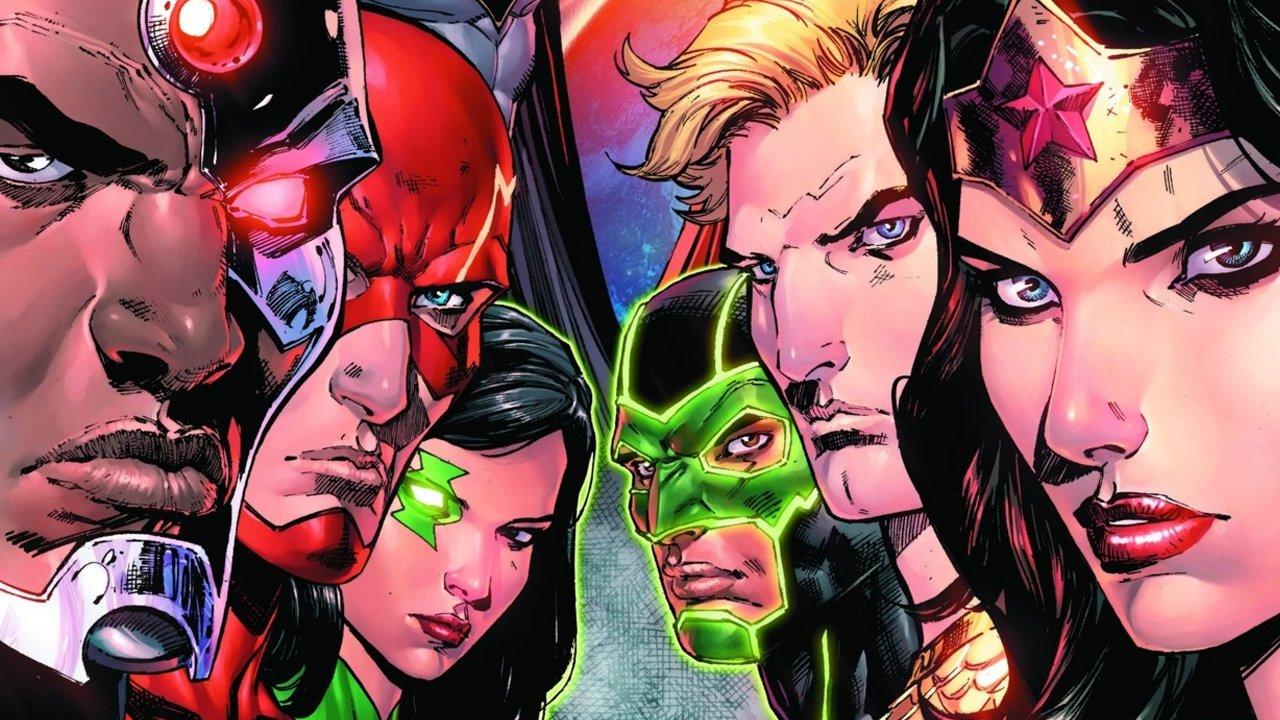 Justice League Rebirth #1 (Comic) Review 2