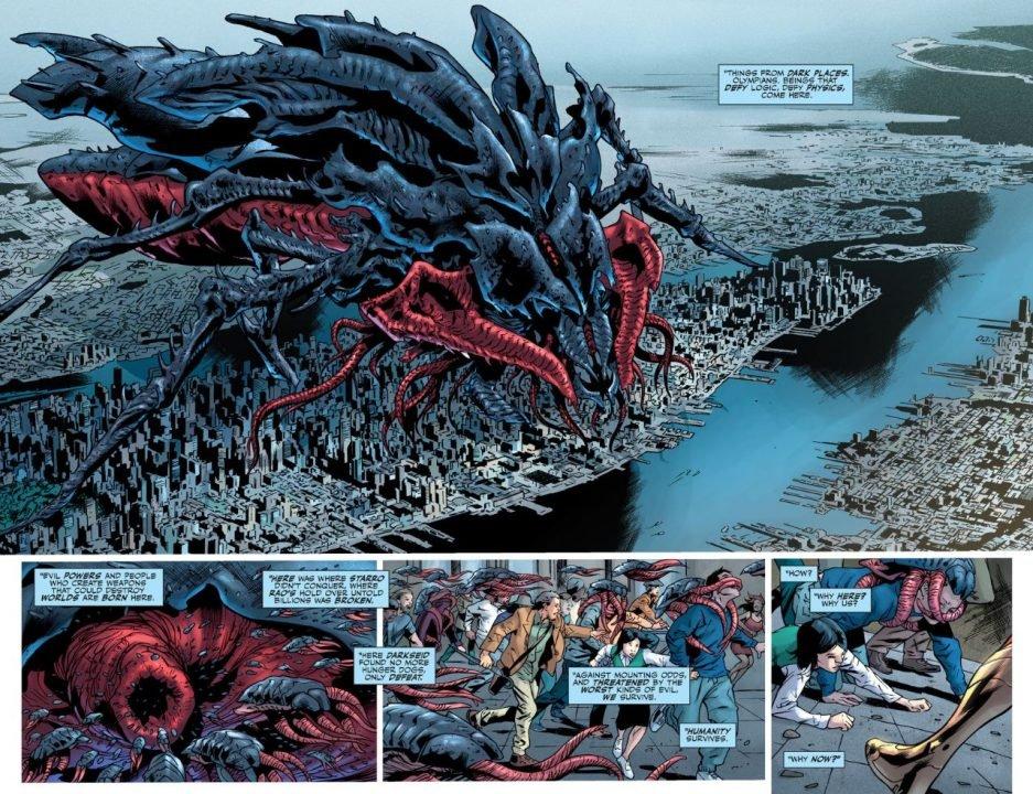 Justice League Rebirth #1 (Comic) Review 5