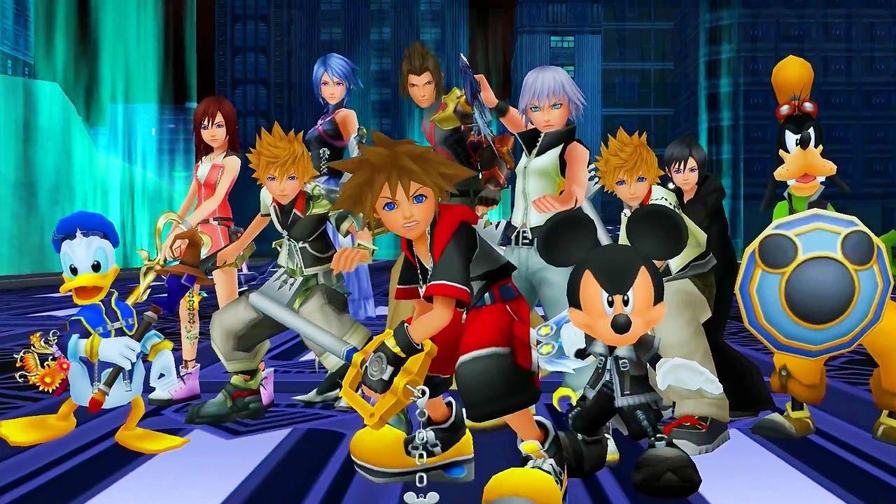 Kingdom Hearts HD 2.8 Final Chapter Prologue Trailer, Release Date Arrives 1