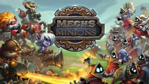 League of Legends Developer Announces Tabletop Game Mechs vs. Minions