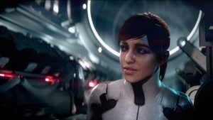 Mass Effect: Andromeda Main Characters Are Brother And Sister