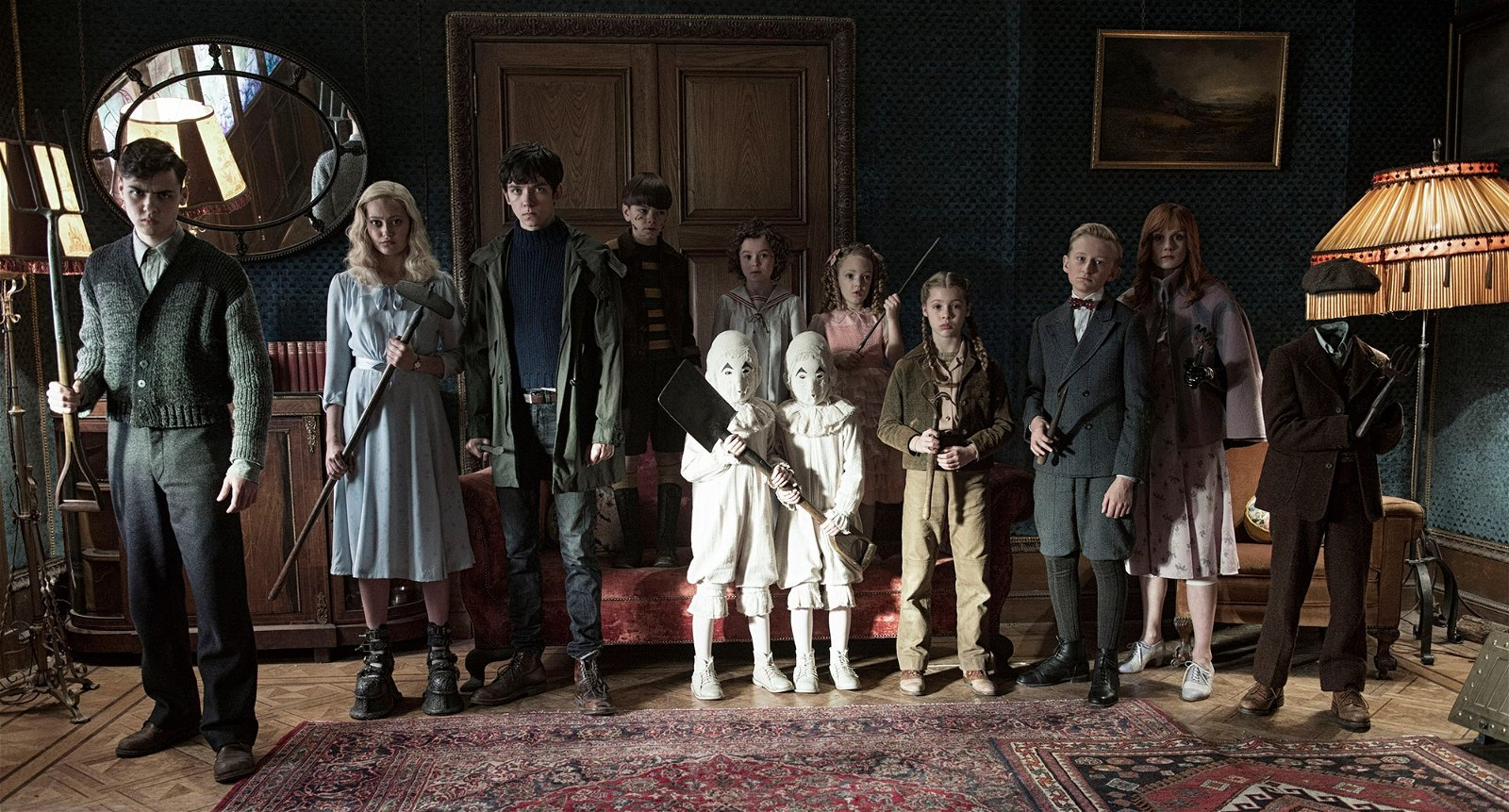 Miss Peregrine's Home For Peculiar Children 4