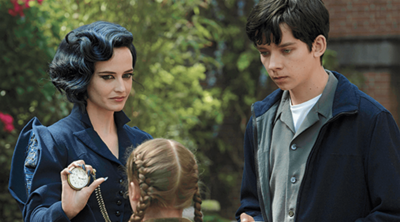Miss Peregrine's Home For Peculiar Children 6