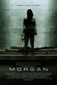 Morgan (Movie) Review 1