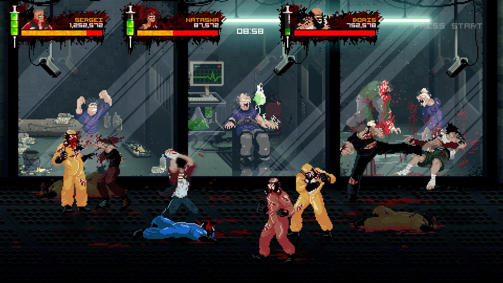 Mother Russia Bleeds (Pc) Review 4