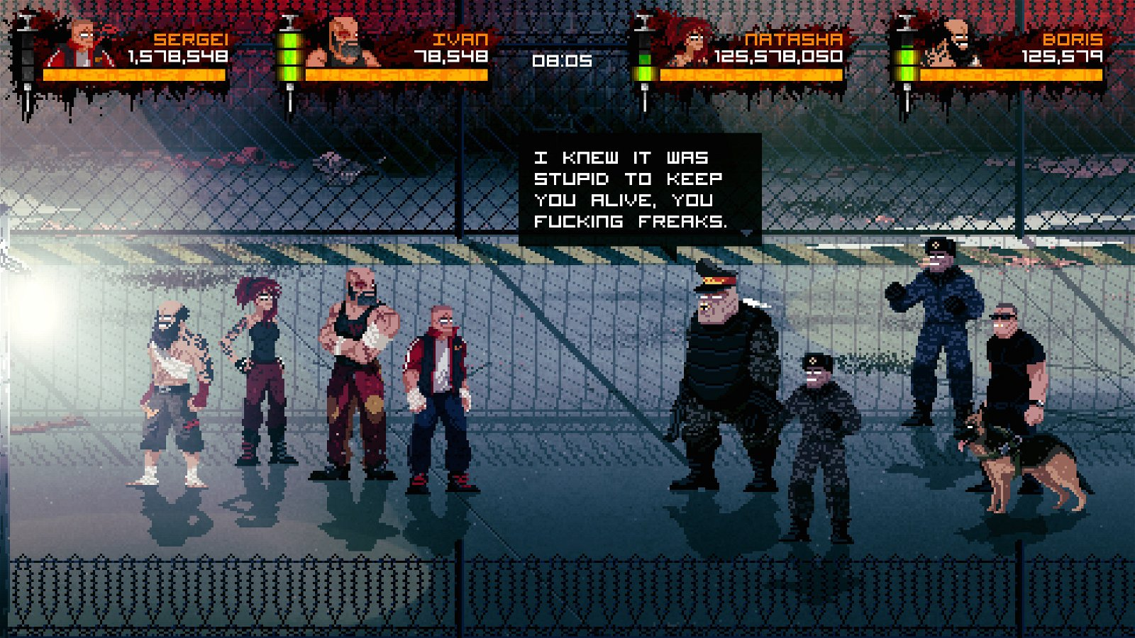 Mother Russia Bleeds (Pc) Review 5