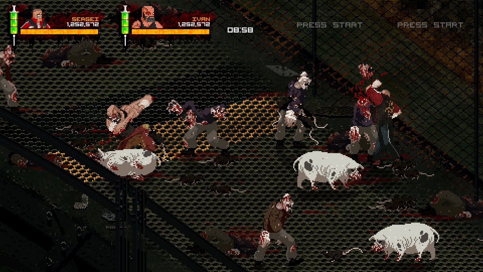 Mother Russia Bleeds (Pc) Review 7