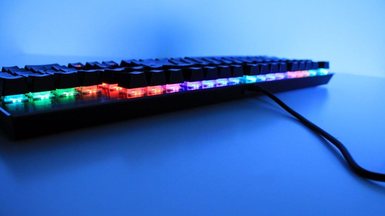 Motospeed CK108 Mechanical Keyboard (Hardware) Review 2