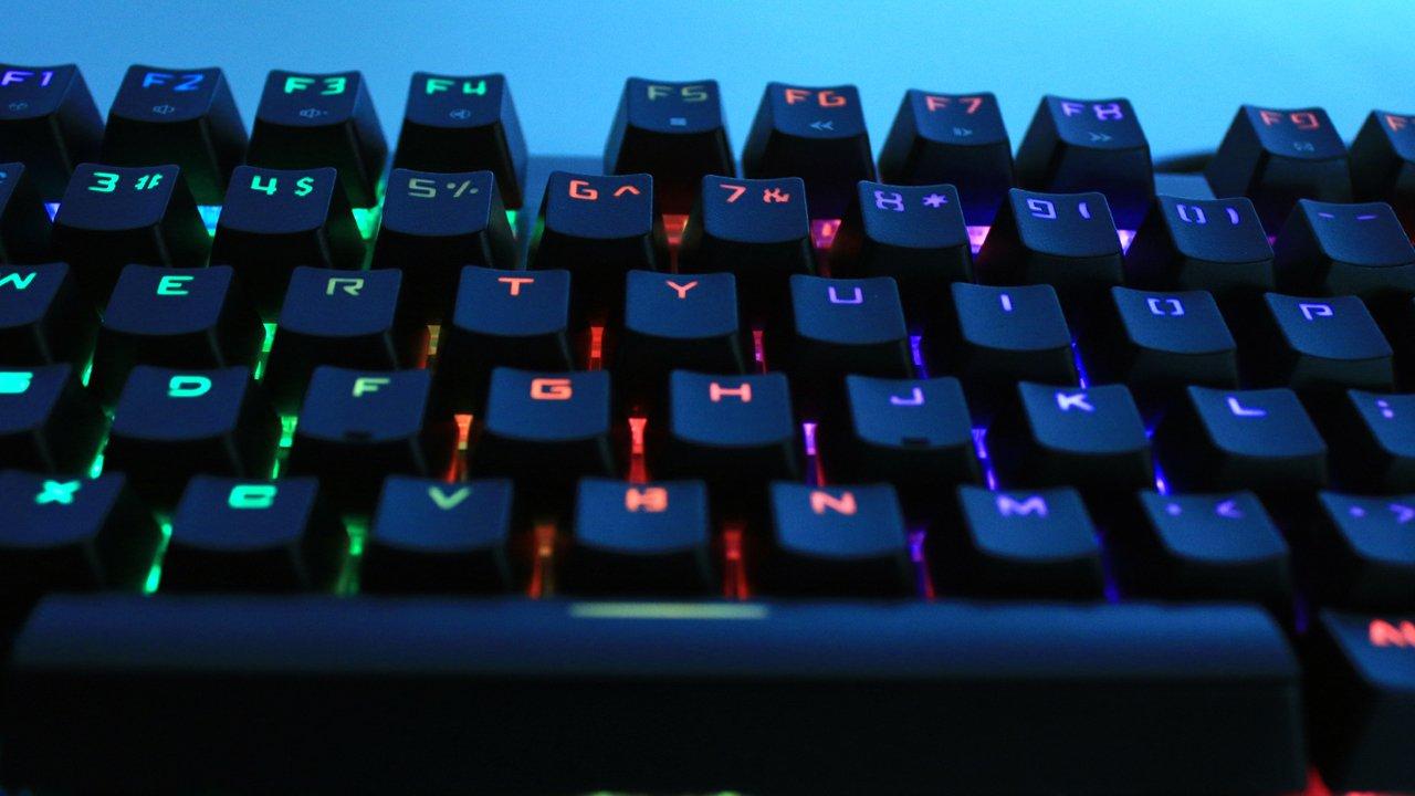 Motospeed CK108 Mechanical Keyboard (Hardware) Review