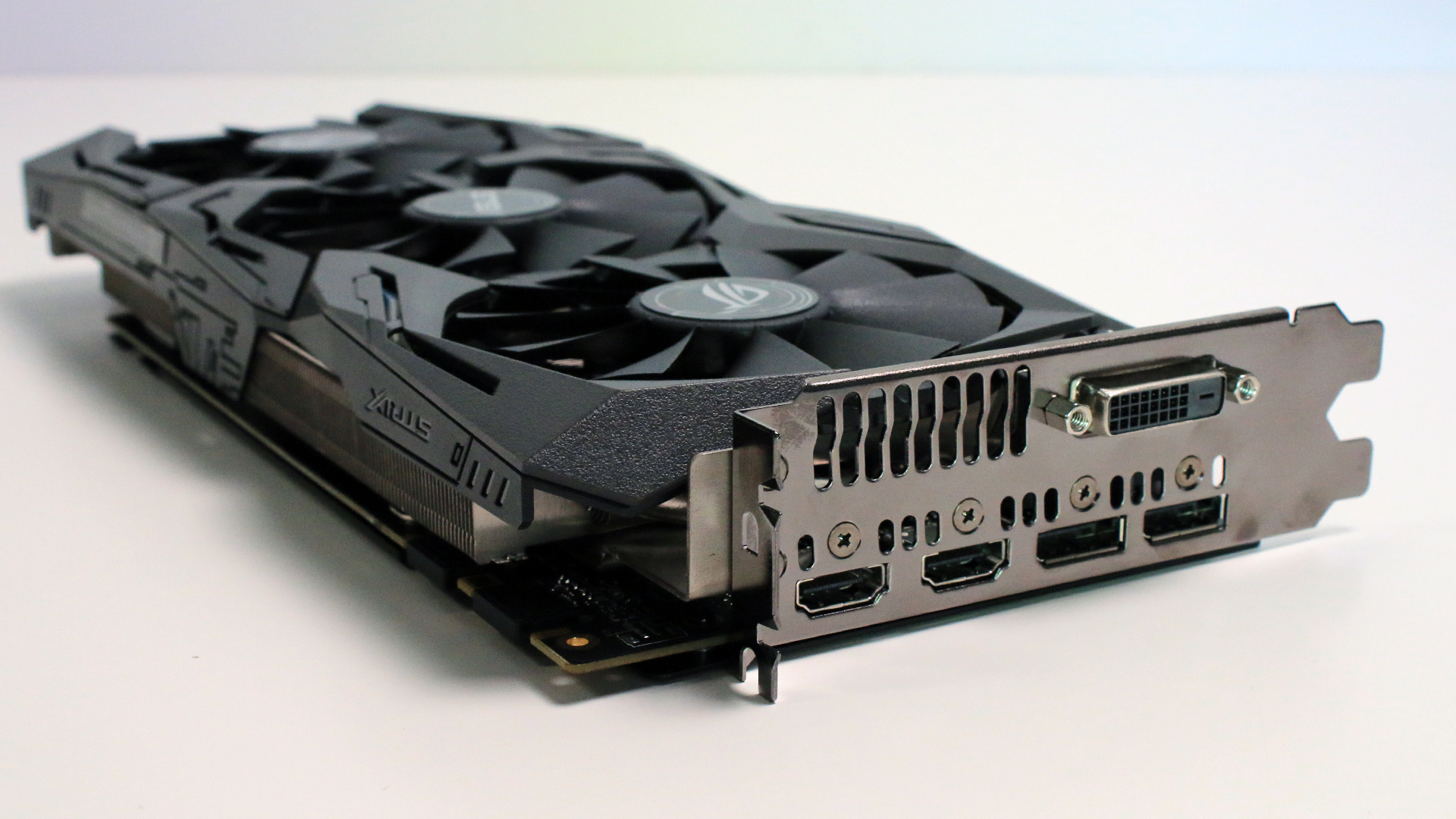 Nvidia Geforce Gtx 1080 Strix (Hardware) Review 3