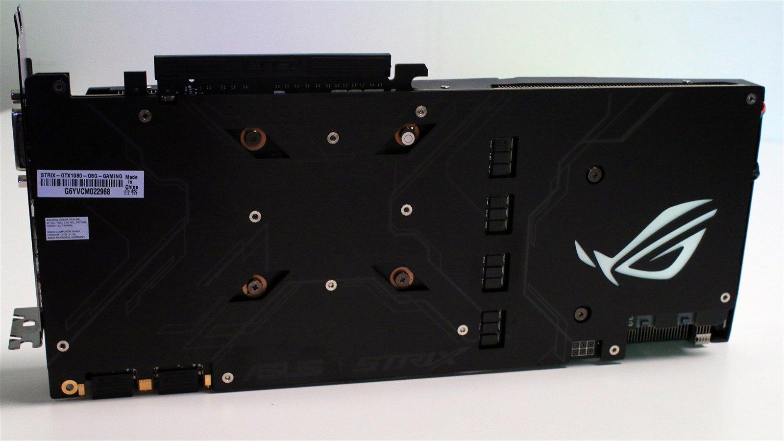Nvidia Geforce Gtx 1080 Strix (Hardware) Review 5