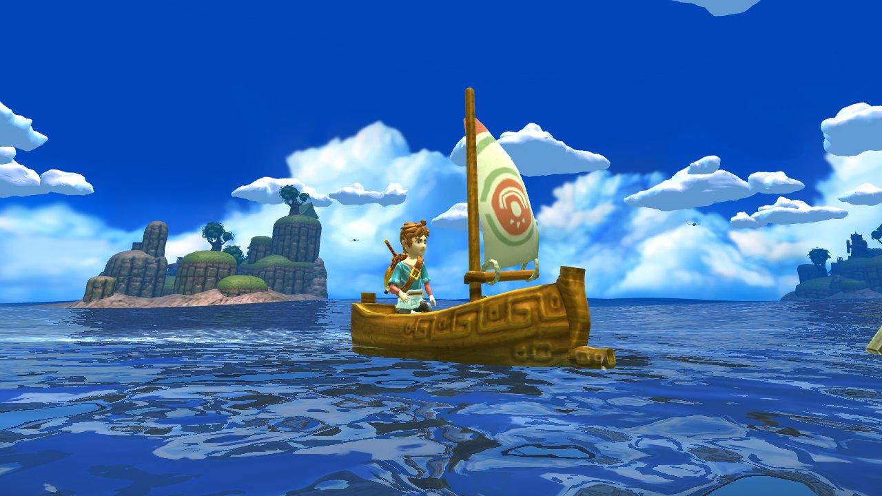 Oceanhorn: Monster of Uncharted Seas (PS4) Review 3