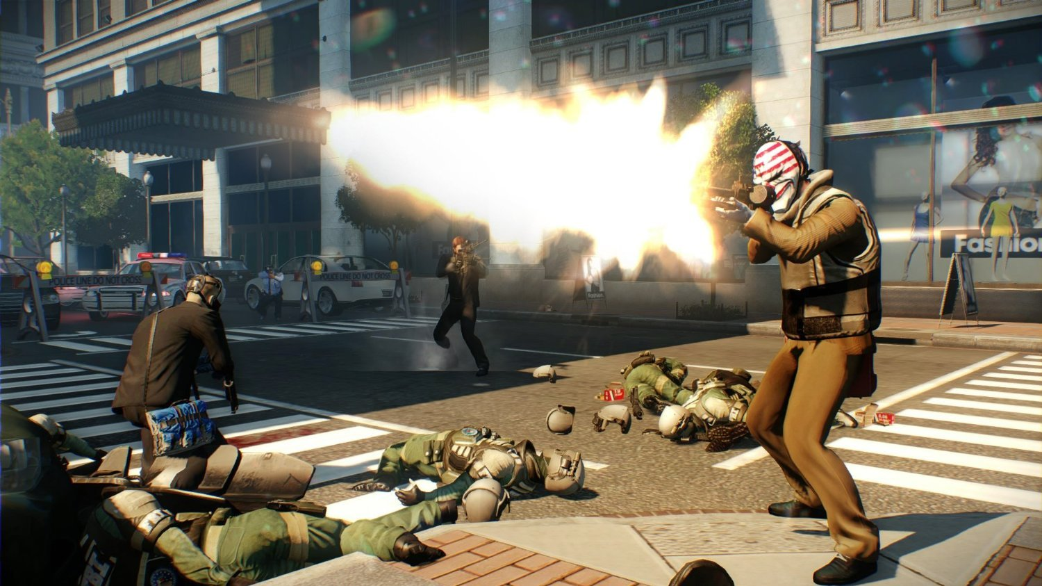 Payday 2: Crimewave Edition (Ps4) Review 3
