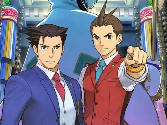 Phoenix Wright: Ace Attorney – Spirit of Justice (3DS) Review