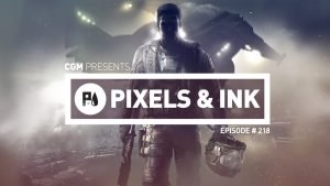 Pixels & Ink #218 - Infinite Zombies