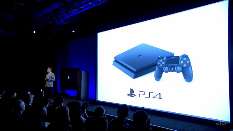 Playstation 4 Slim Confirmed