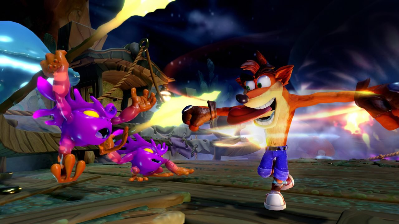 PlayStation's Original Mascot: A History of Crash Bandicoot 1