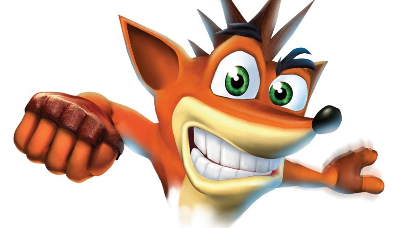 Playstation's Original Mascot: A History Of Crash Bandicoot 4