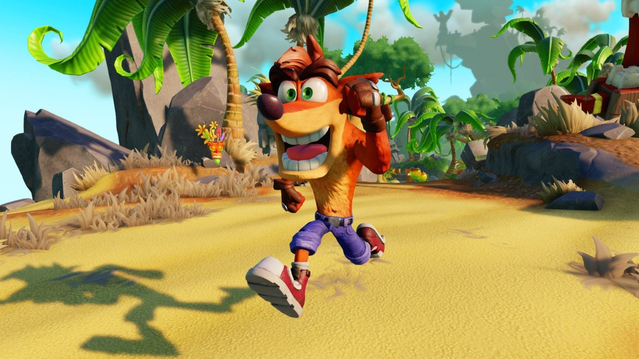PlayStation's Original Mascot: A History of Crash Bandicoot 5