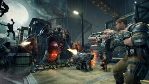 Preview: Gears of War 4's Horde Mode Made Me A Chainsaw Convert 6