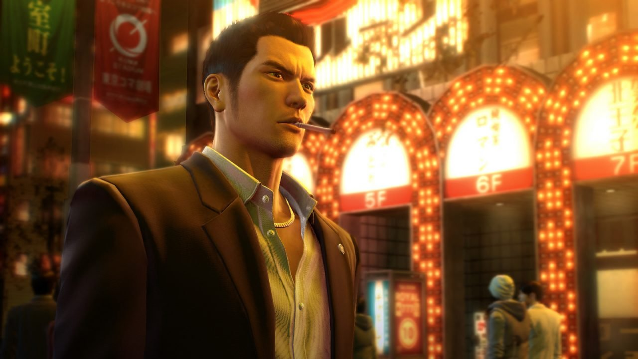 Preview: Helping A Street Performer Use the Bathroom in Yakuza Zero 2