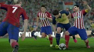 Pro Evolution Soccer 2017 (PS4) Review