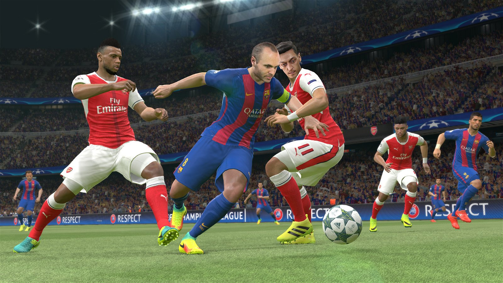 Pro Evolution Soccer 2017 (PS4) Review 8