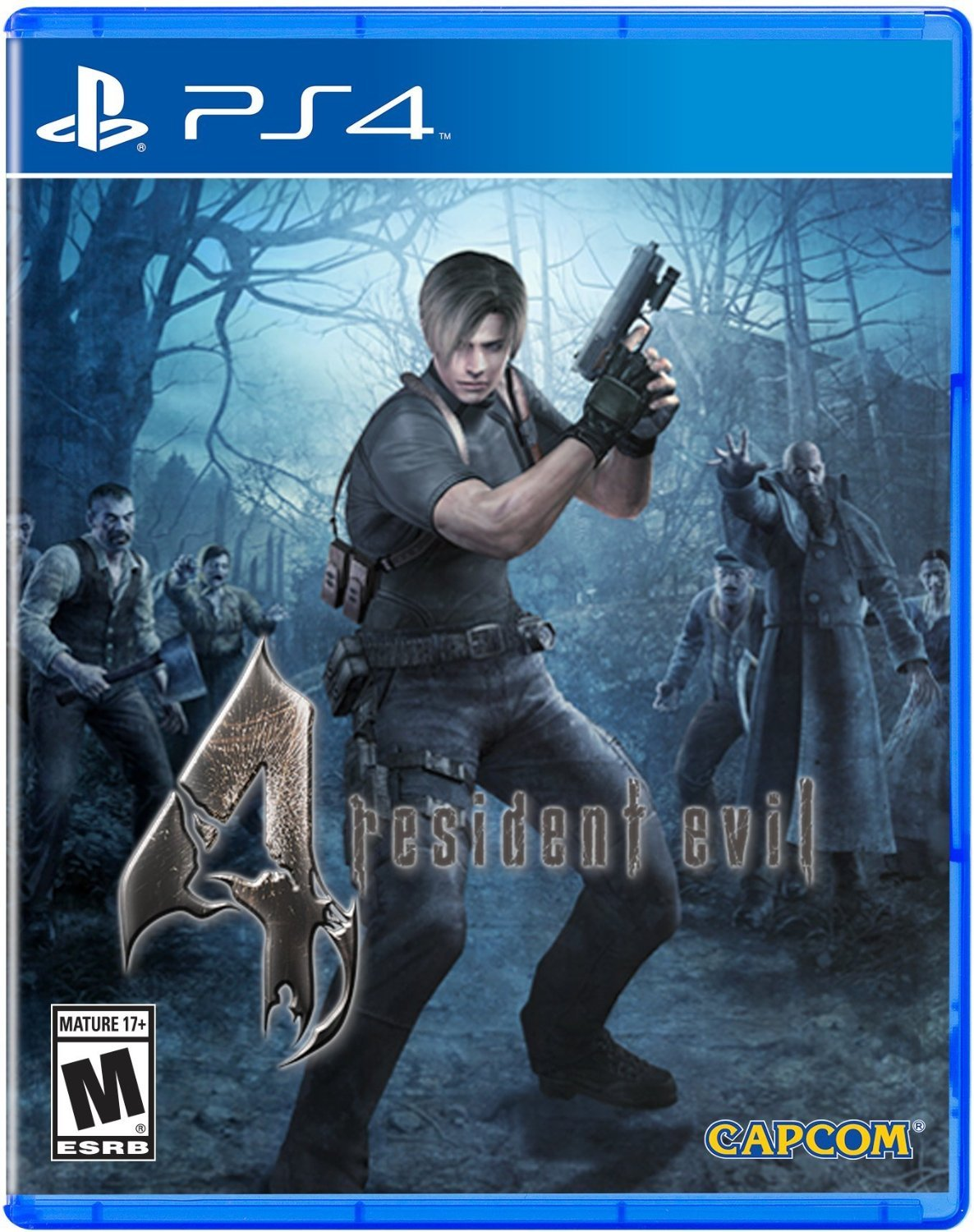 Resident Evil 4 (PS4) Review 1