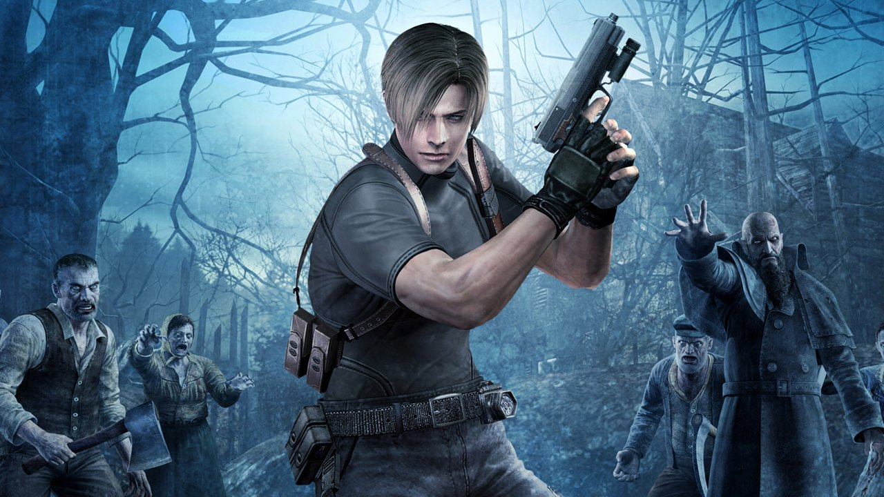 resident evil 4 ps4 review