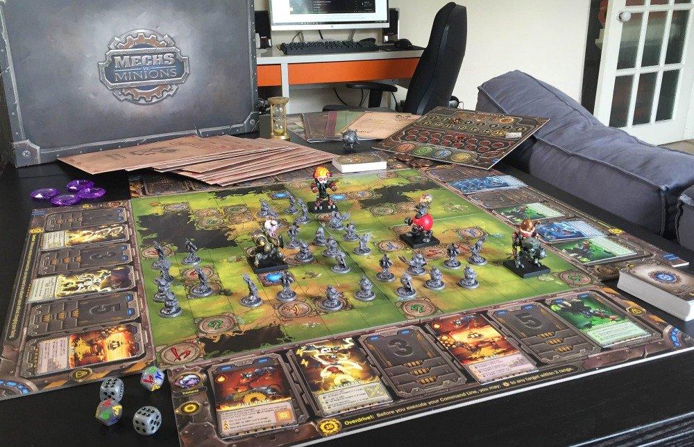 Riot Games Announces Tabletop Game Mechs Vs. Minions 1