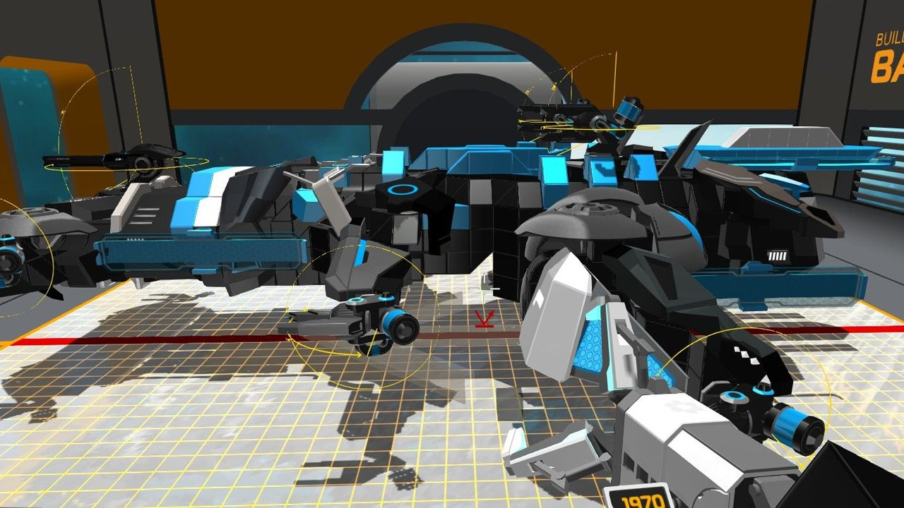 Robot Arena III (PC) Review 3