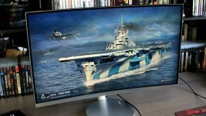 "Samsung CF591 27"" Curved Monitor (Hardware) Review"